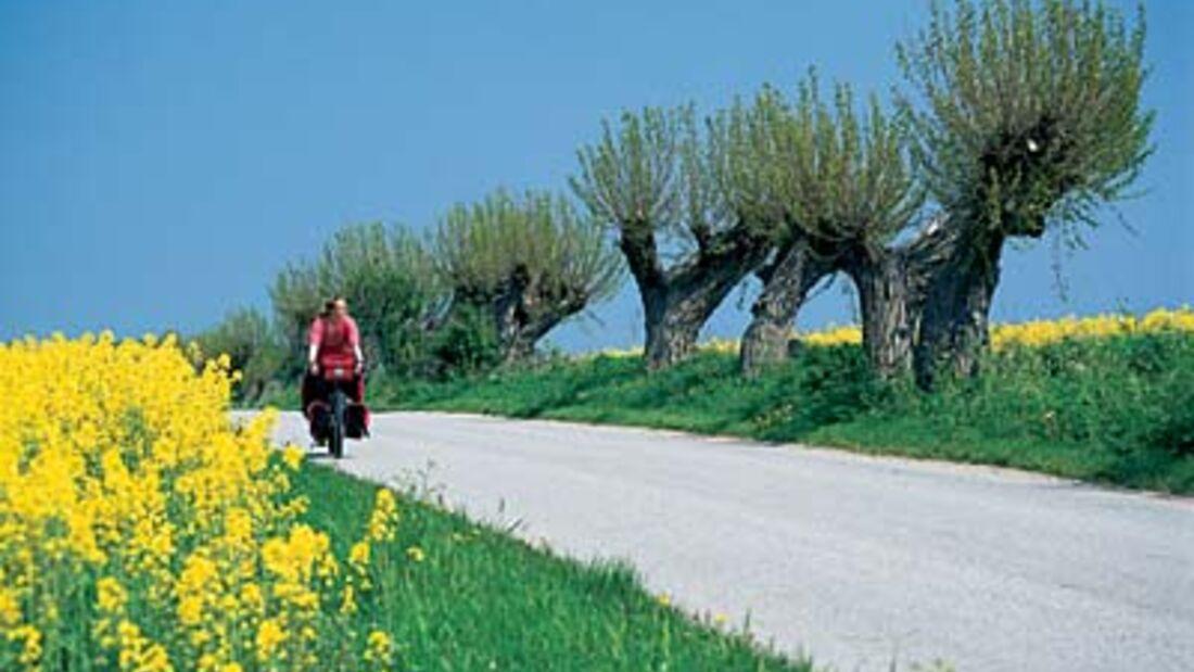 <i>outdoor</i>- Planer: Dänische Inseln per Rad