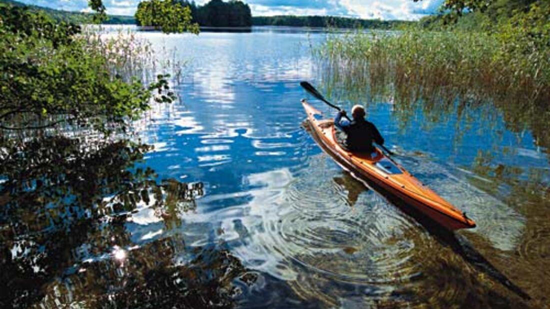 10-Seen-Runde von und nach Wustrow
