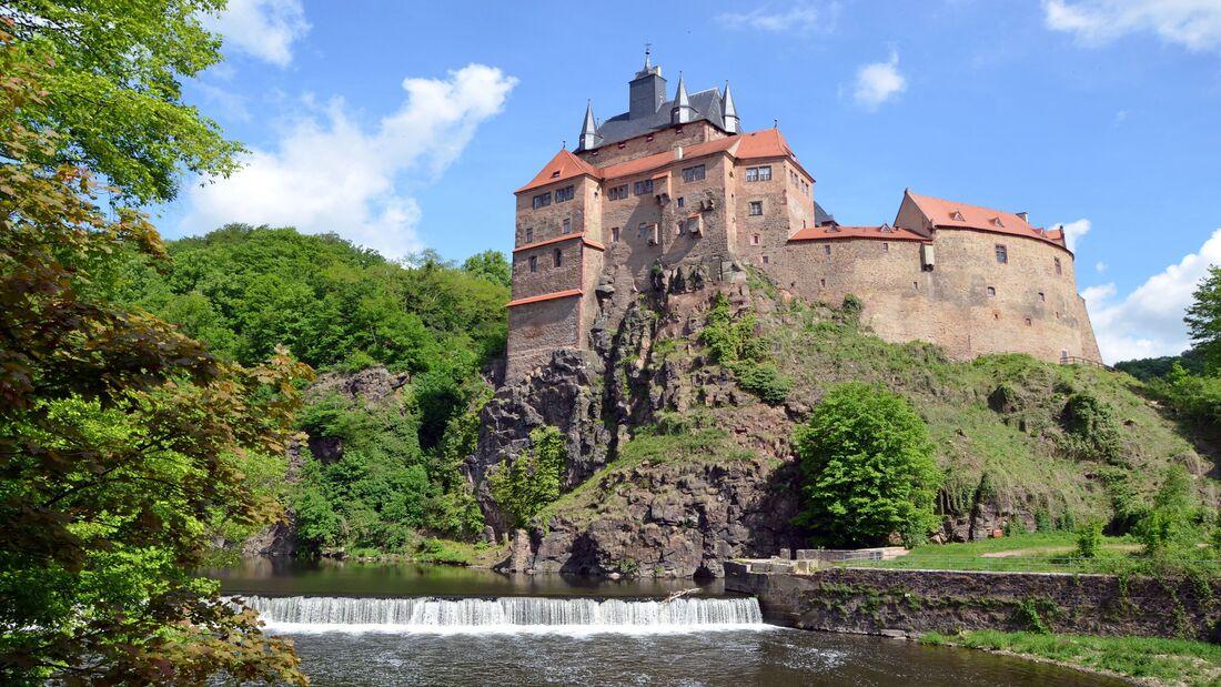 15 deutsche Ritterburgen die man gesehen haben muss