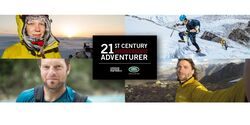 21st Century Adventurer Award