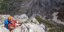 5-Gipfel-Klettersteig im Rofangebirge