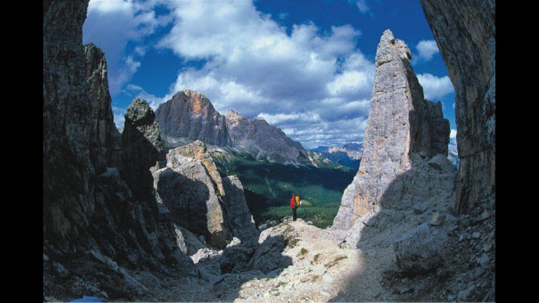 5 OD Zu Fuß über die Alpen - alle Infos zum Alpencross Tour 3