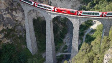 90 Jahre Glacier Express