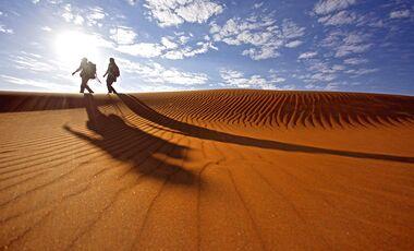 Abenteuer Namibia