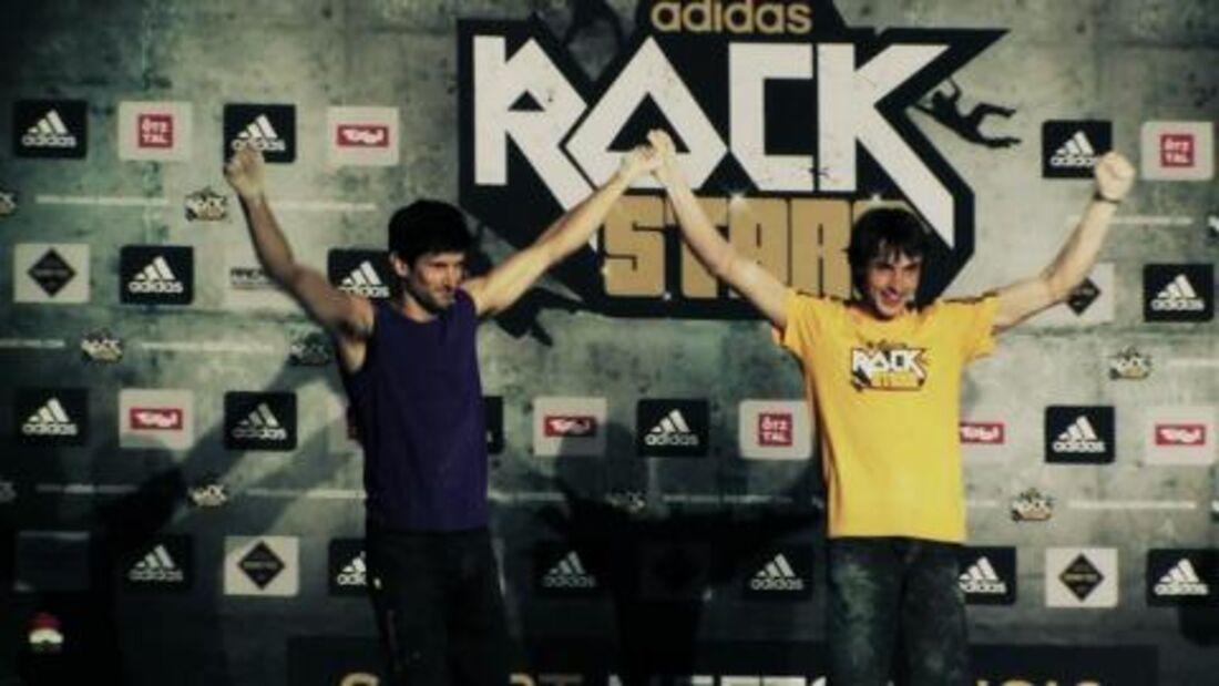Adidas Rockstars 2012 Trailer