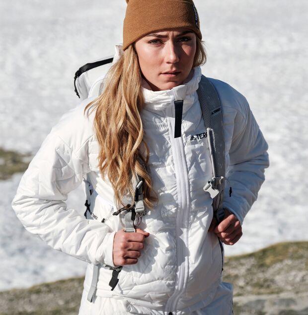 Adidas Terrex Primaloft Hooded Jacket