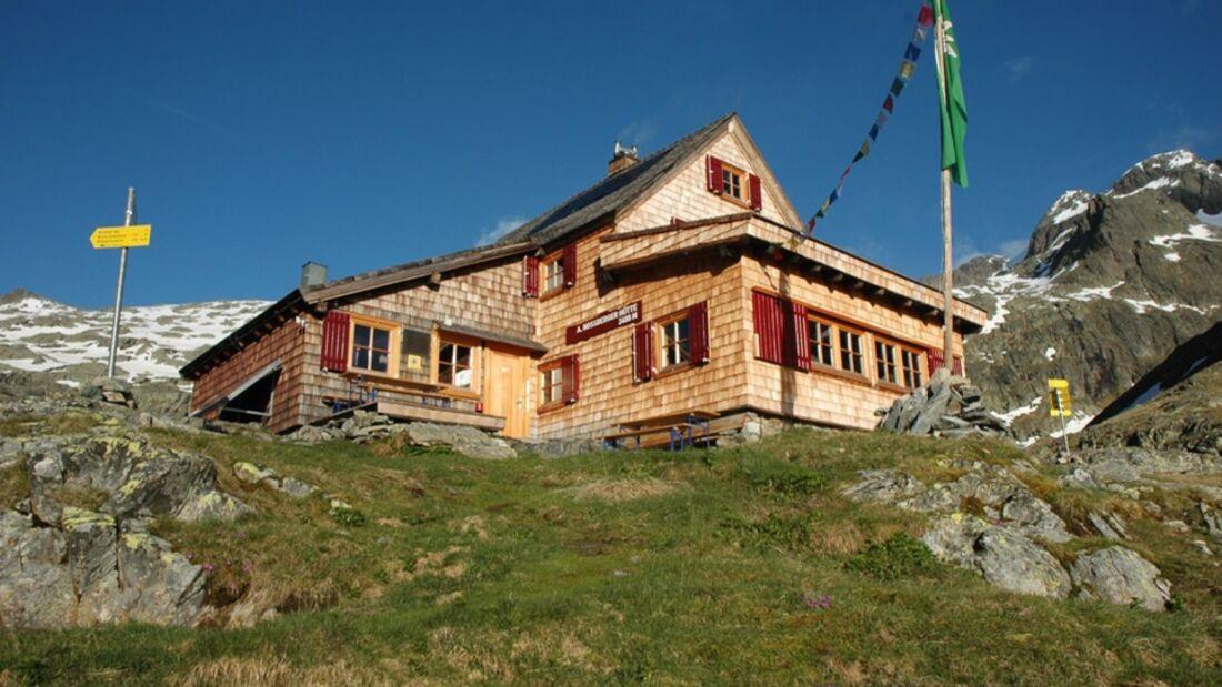 Adolf Noßberger Hütte