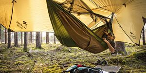 Adventure Hero XXL, Wing Tarp