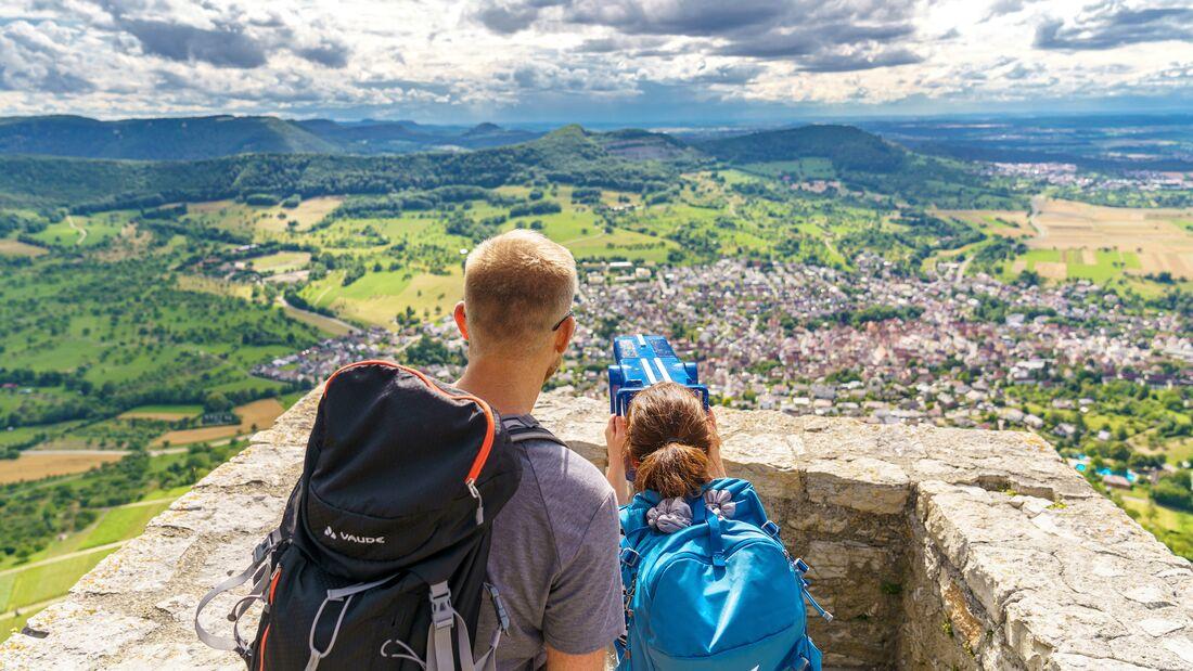 Albsteig Wanderung, Reisereportage 08/2021