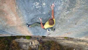 Alex Megos Bibliographie 9c Video