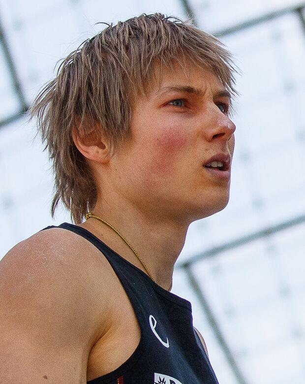 Alexander Megos beim BWC München