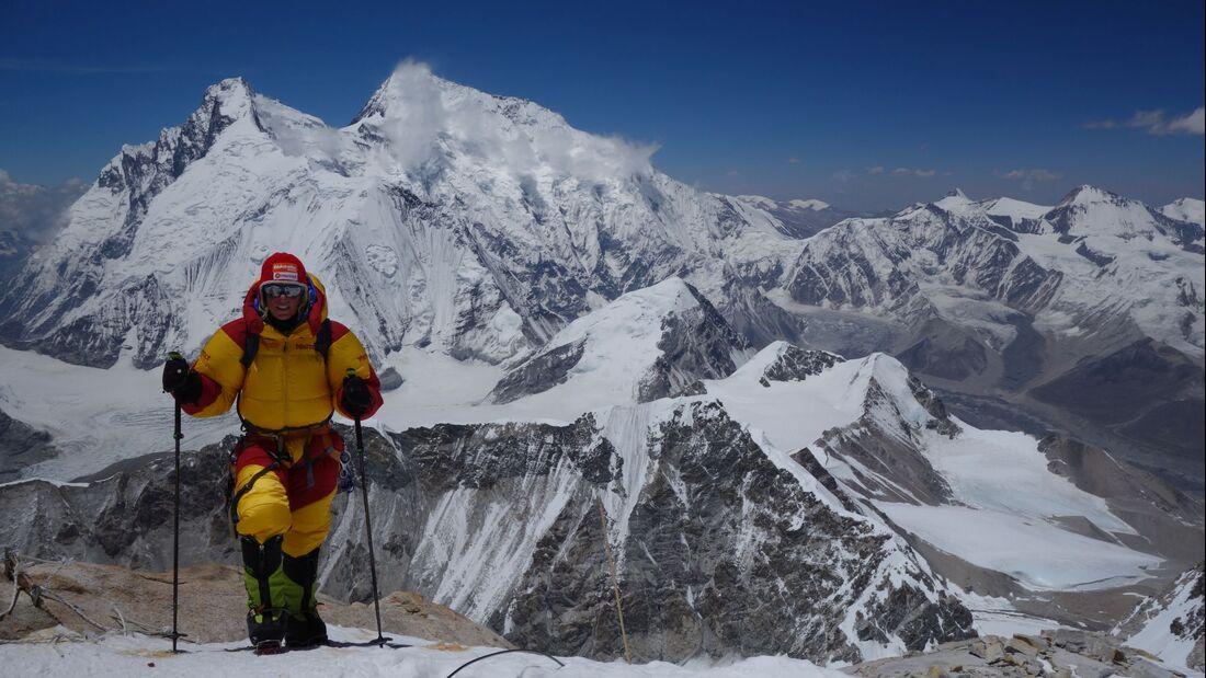 Alix von Melle - Alpinistin