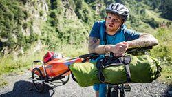 Alpen-Roadtrip  mit Rad und Kajak, Heft 01/2021