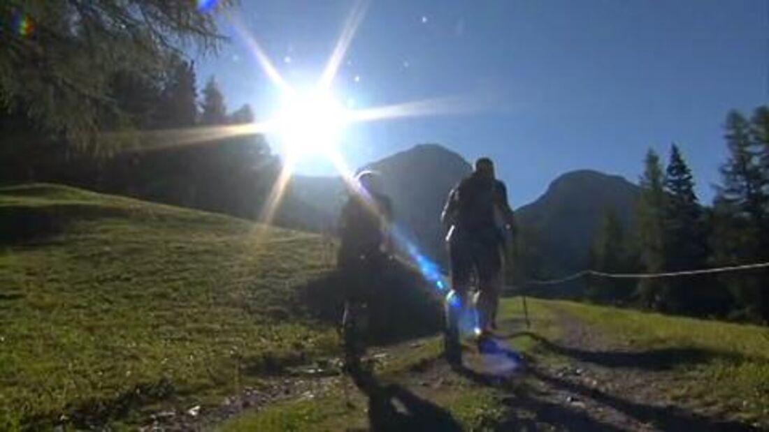 Alpencross-Laufevent: Gore-Tex Transalpine Run
