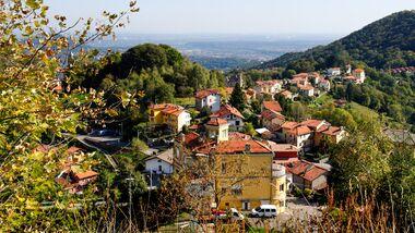 Alpenstadt des Jahres 2021: Biella Italien