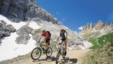 Alpenüberquerung für Genießer