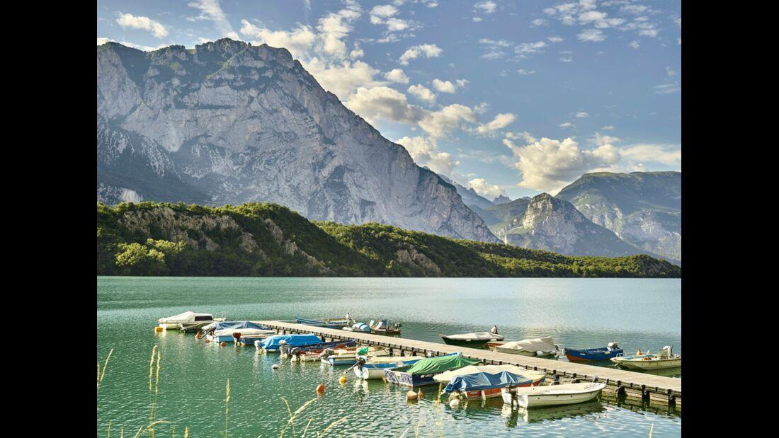 Alto Garda - Valle dei Laghi - Lago di Cavedine