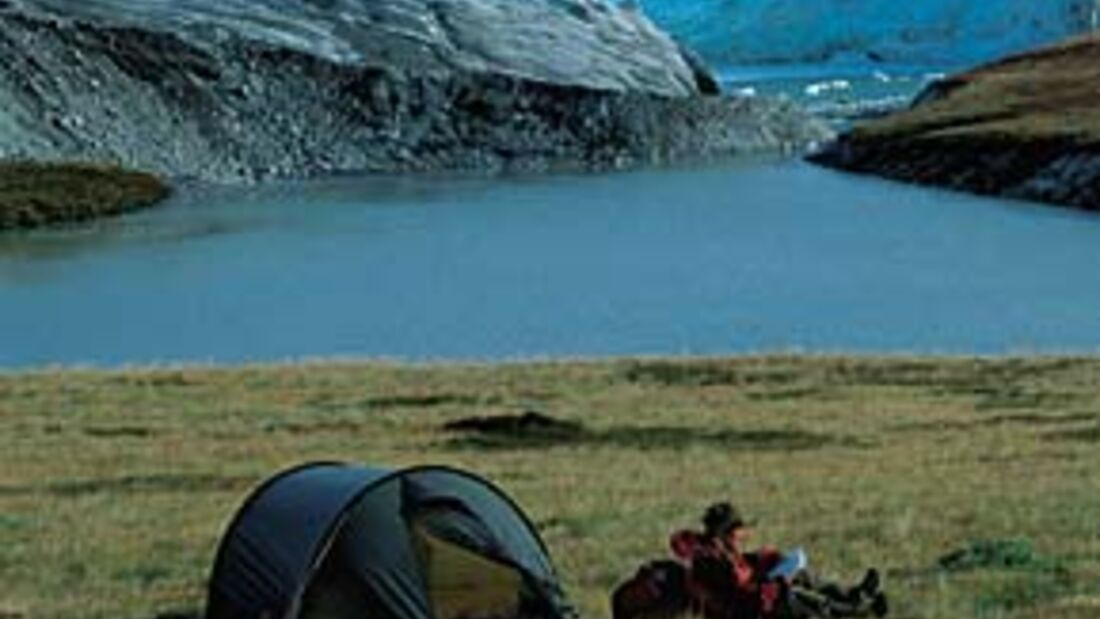 Arctic Circle Trail.