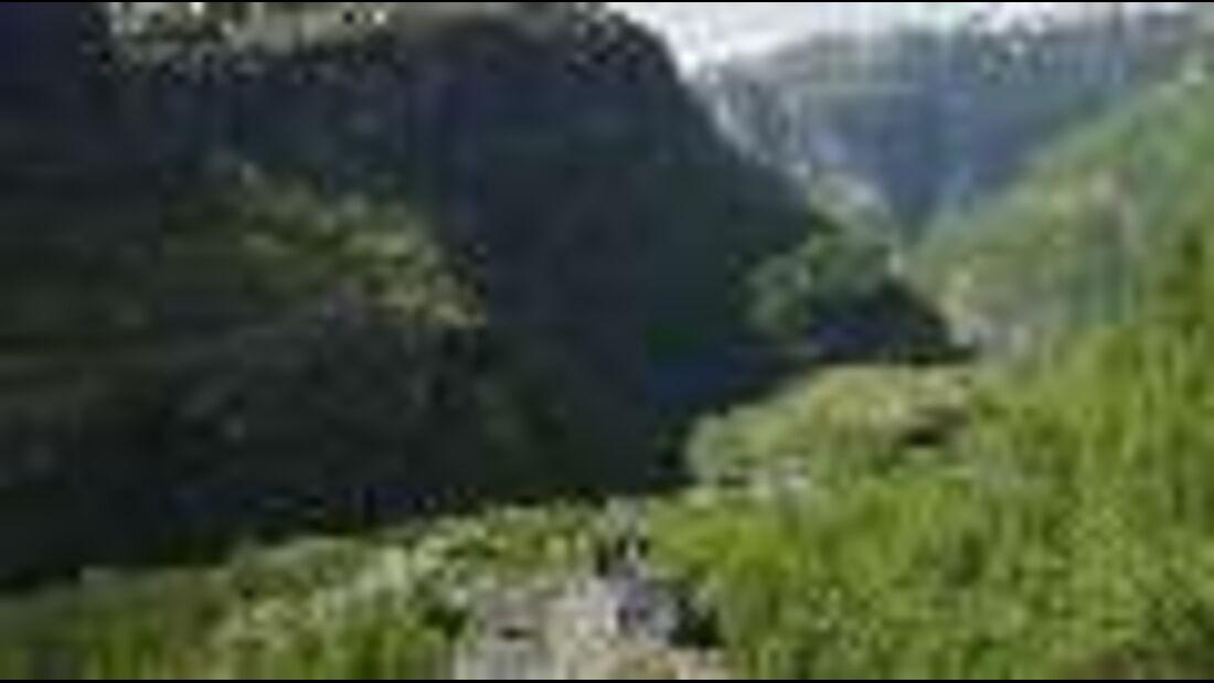 Aurlandsdalen: Norwegens Grand Canyon