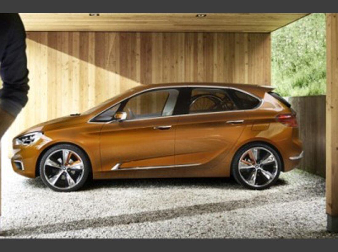 BMW Concept Active Tourer Outdoor - Bilder 11