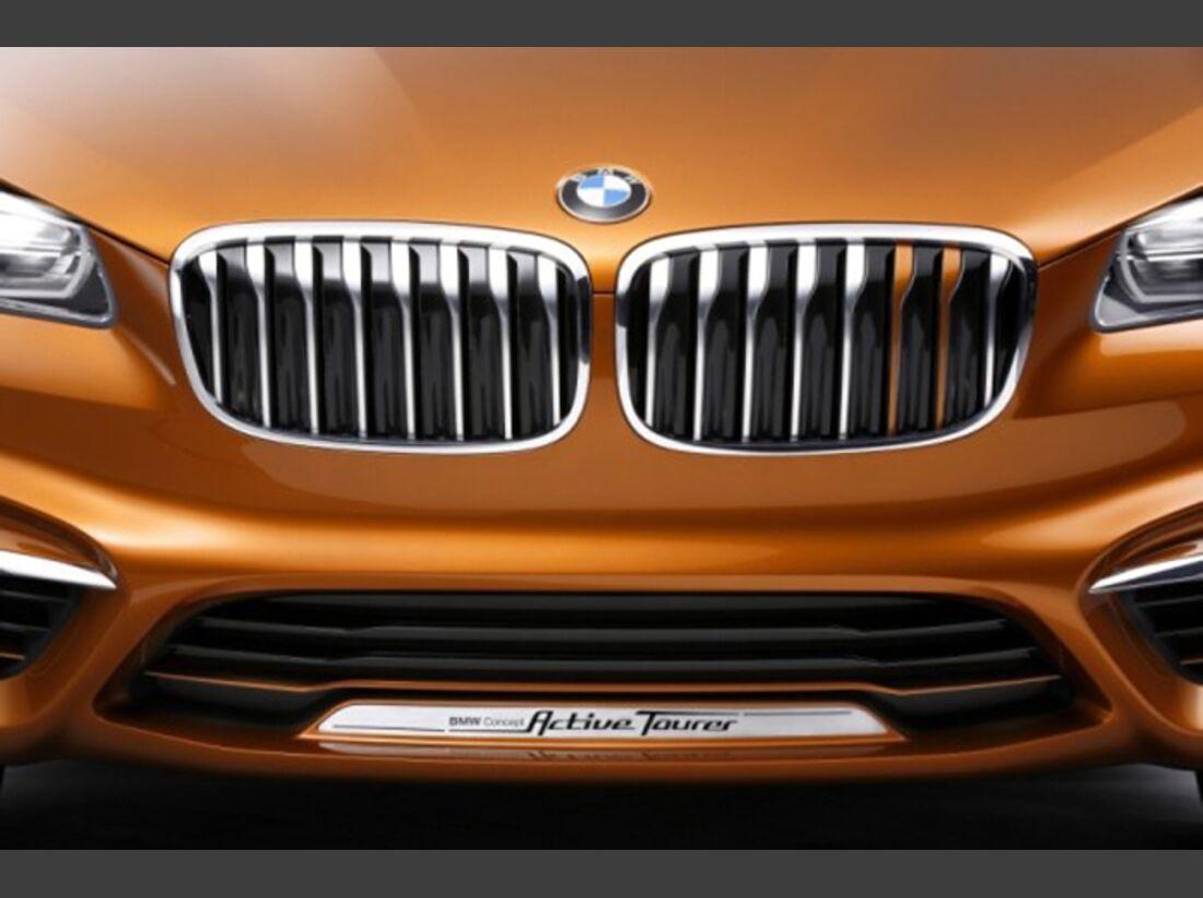 BMW Concept Active Tourer Outdoor - Bilder 13