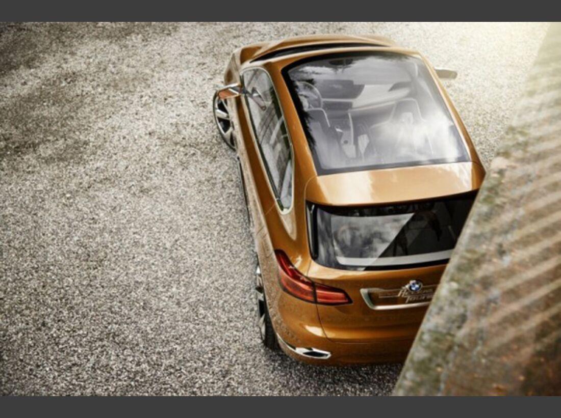 BMW Concept Active Tourer Outdoor - Bilder 5