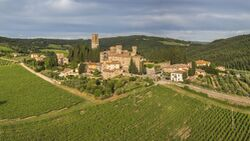 Badia a Passignano, Toskana