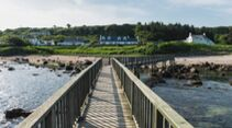 Ballycastle-Beach-Pans-Rock, Nordirland