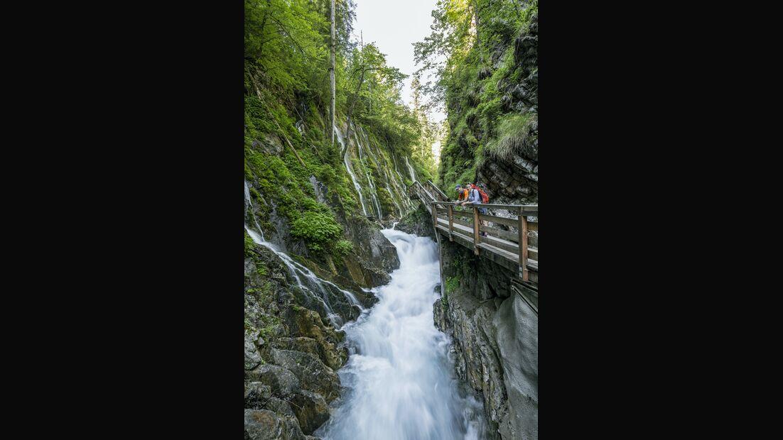 Berchtesgaden, Ramsau; Komoot SH 04/2021, Wanderungen
