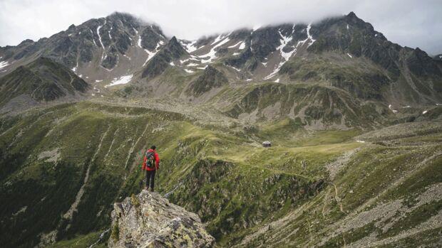 Bergsteigen Osttirol - Hochschoberhütte