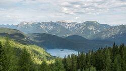 Bergtour auf die Zugspitze