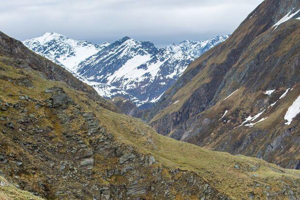 Bergwochenende mit Andy Holzer 16