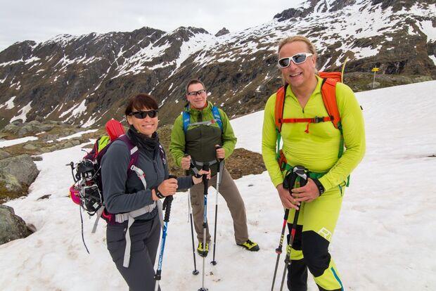 Bergwochenende mit Andy Holzer 3