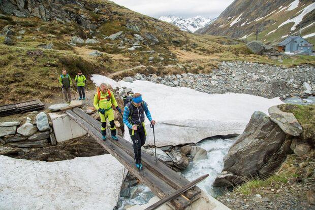 Bergwochenende mit Andy Holzer 5