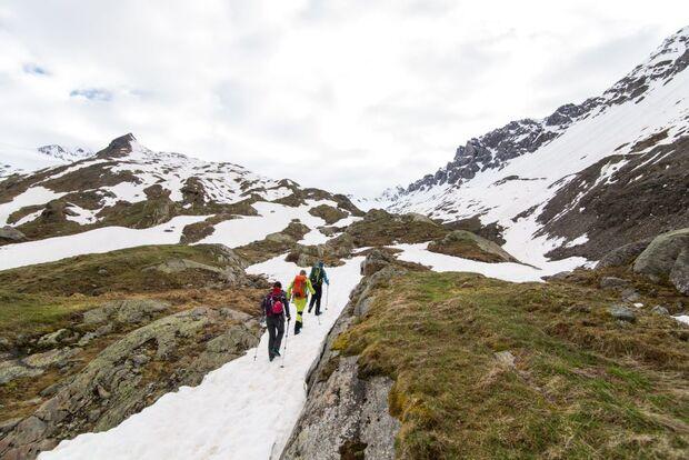 Bergwochenende mit Andy Holzer 6
