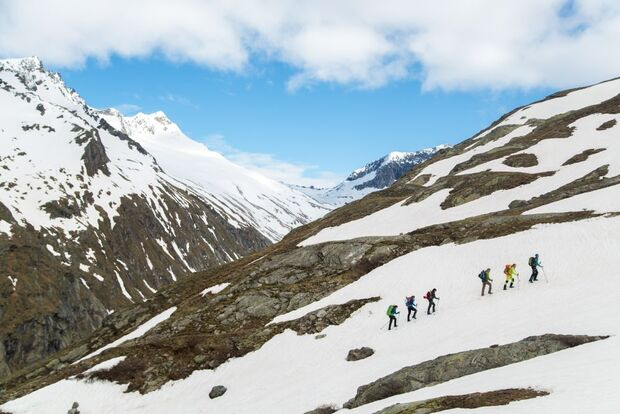 Bergwochenende mit Andy Holzer 7