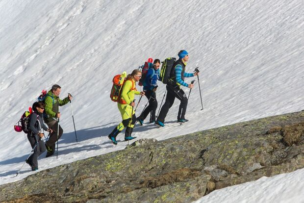 Bergwochenende mit Andy Holzer 9