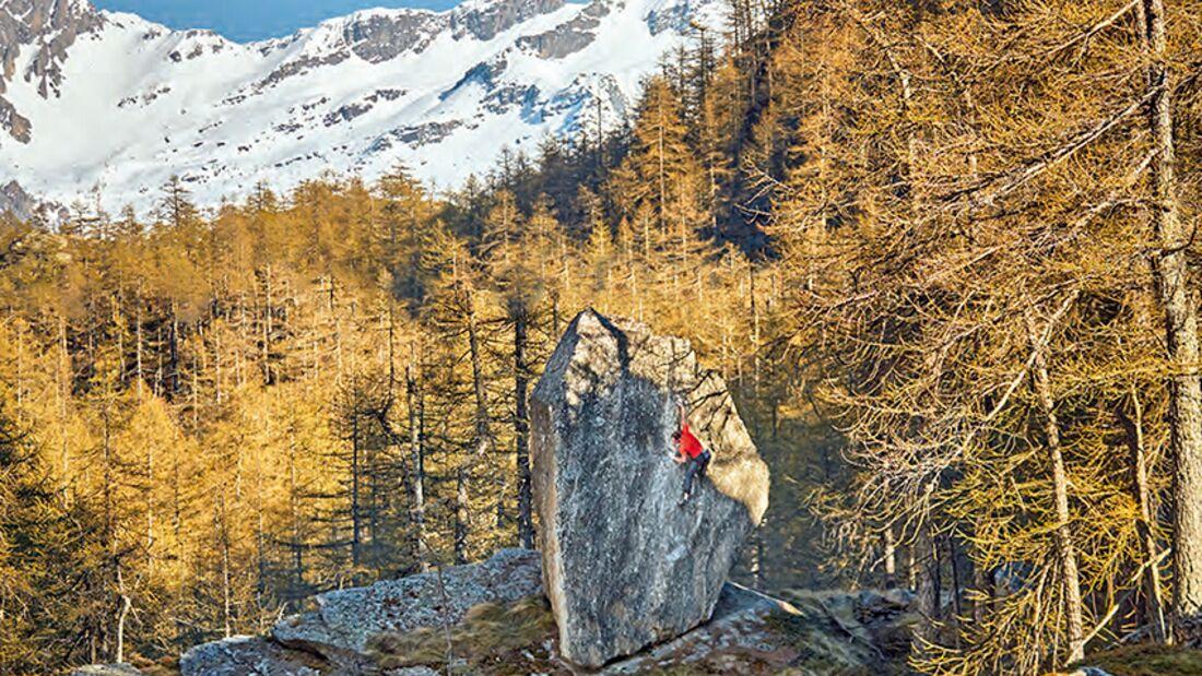 Bernd Zangerl Best of Bouldern 2021