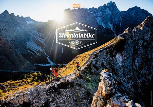 Best of Mountainbike 2021 Kalender