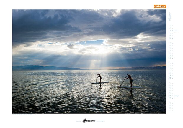 Best of outdoor 2013 - Kalenderbilder 13