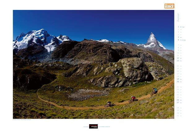 Best of outdoor 2013 - Kalenderbilder 17