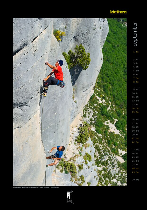 Best of outdoor 2013 - Kalenderbilder 38
