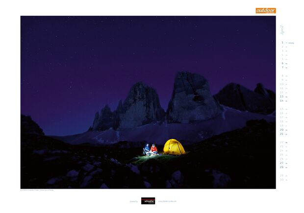 Best of outdoor 2013 - Kalenderbilder 7