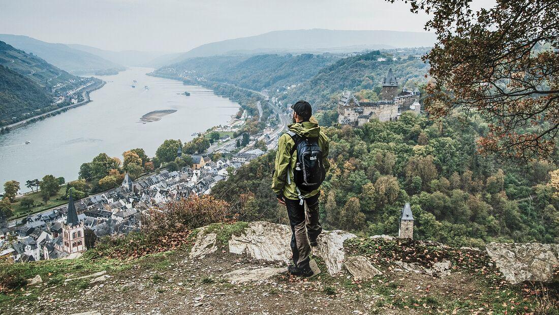 Bloggerwandern Rheinland-Pfalz - Bacharach - Mittelrhein