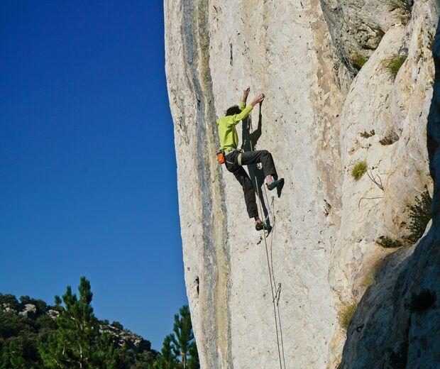 Bohrhaken Knowhow Klettern