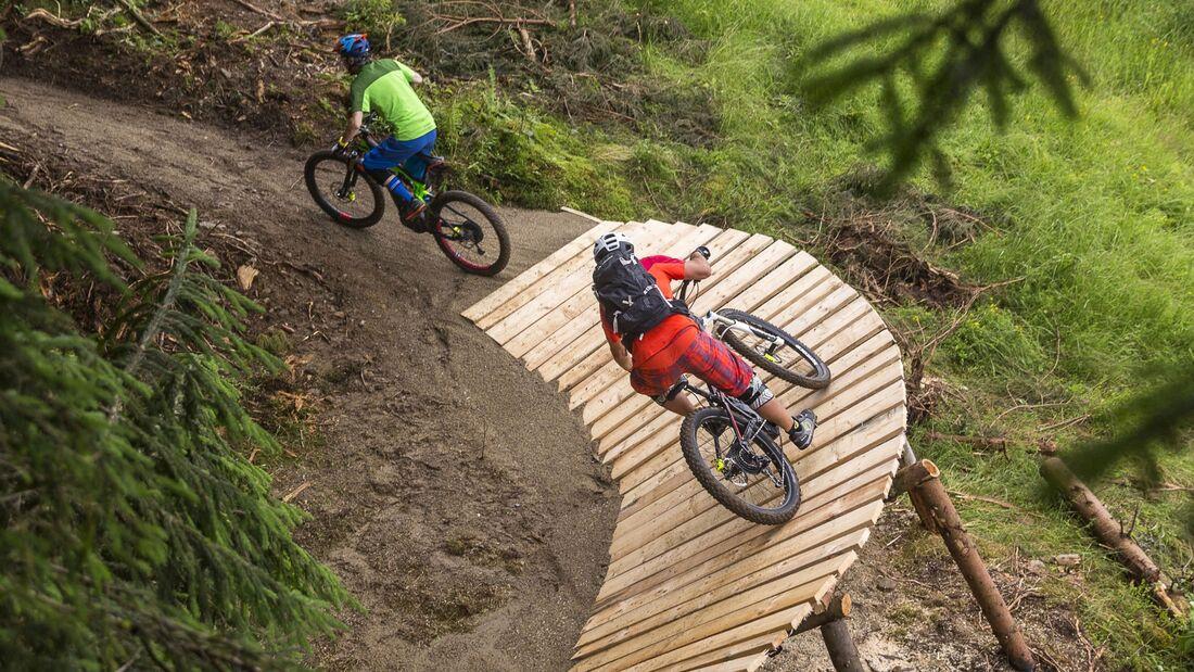 Bosch Uphill Flow Trail