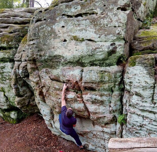 Bouldern im Harz