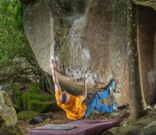 Bouldern in Spanien