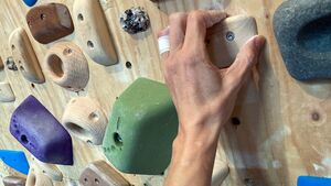 Bouldern mit Fingerverletzung