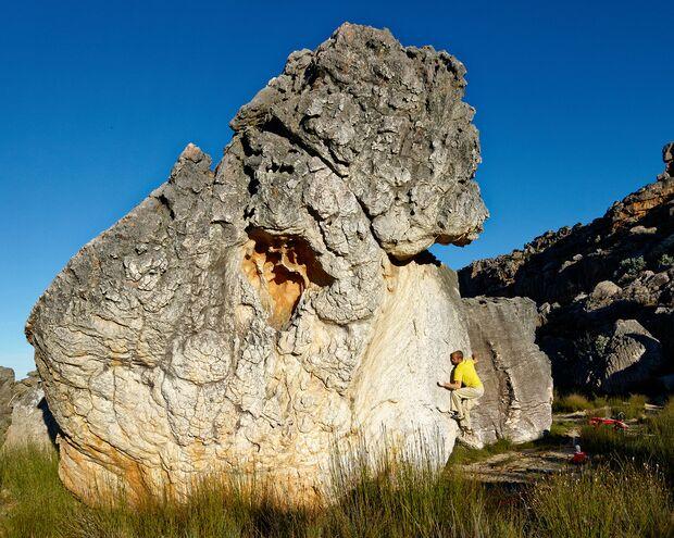 Bouldern: wie es dazu kam